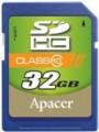 Карта памяти Apacer SDHC Class 10 32Gb