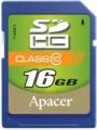 Карта памяти Apacer SDHC Class 10 16Gb