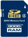 Карта памяти GOODRAM SDHC Class 4 32Gb