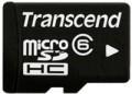 Карта памяти Transcend microSDHC Class 6 4Gb