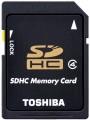 Карта памяти Toshiba SDHC Class 4 8Gb