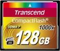 Карта памяти Transcend CompactFlash 1000x 128Gb
