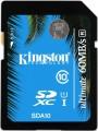 Карта памяти Kingston SDXC UHS-I Ultimate 64Gb
