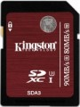 Карта памяти Kingston SDXC UHS-I U3 64Gb