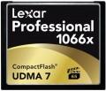 Карта памяти Lexar Professional 1066x CompactFlash 64Gb