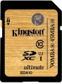 Карта памяти Kingston Ultimate SDXC UHS-I 64Gb