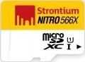 Карта памяти Strontium Nitro microSDXC UHS-I 566x