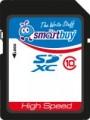 Карта памяти SmartBuy SDXC Class 10