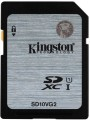 Карта памяти Kingston SDXC Class 10 UHS-I 64Gb