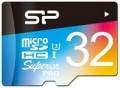 Карта памяти Silicon Power Superior Pro microSDHC UHS-I Class 10 32Gb