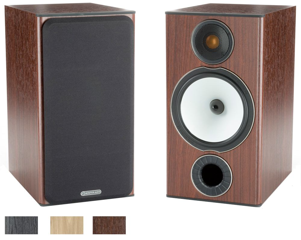 Monitor Audio Bronze Bx2 6 Walnut