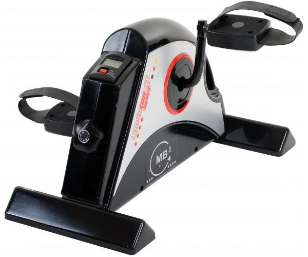 Спортзал вдома: міні-велотренажер для відмінної фізичної форми