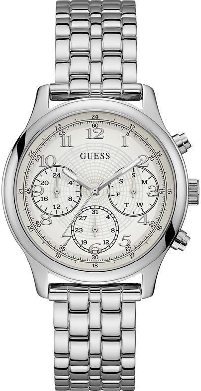 Женские часы Guess W1018L1 Мужские часы Momentum 1M-SP10W2B