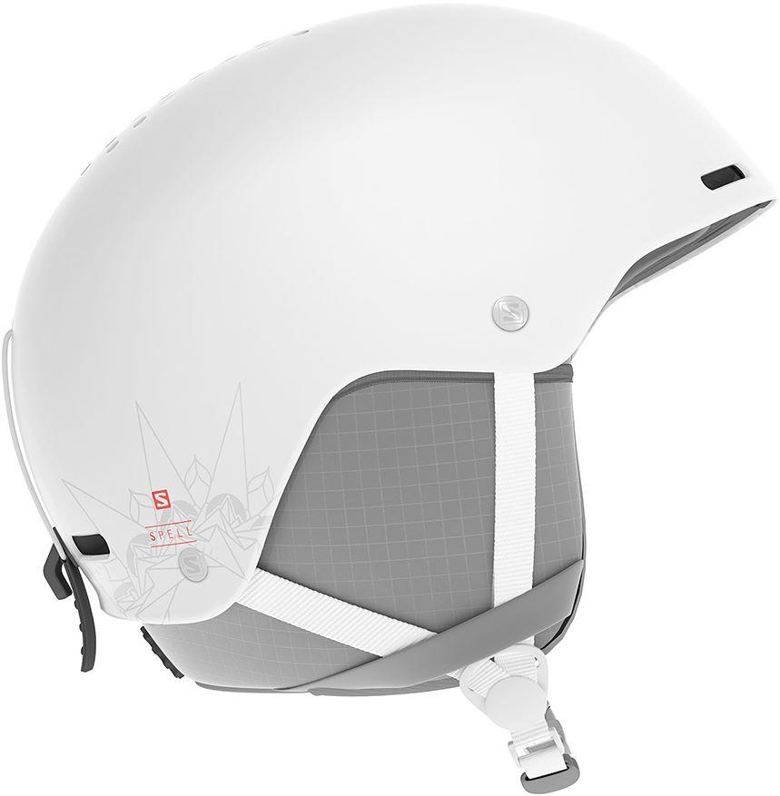 38a16ff100bb Salomon Spell - купить горнолыжный шлем  цены, отзывы, характеристики    стоимость в магазинах Украины  Киев, Днепропетровск, Львов, Одесса
