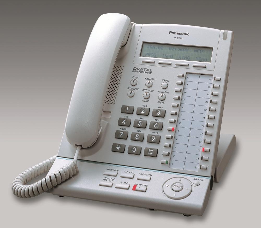 Инструкция телефона panasonic kx ts2368ruw