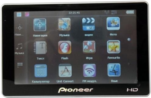 инструкция gps pioneer навигатора по применению