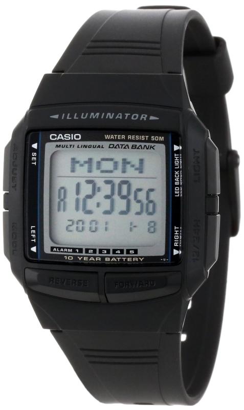 Casio DB-36-1 - купить наручные часы  цены, отзывы, характеристики    стоимость в магазинах Украины  Киев, Днепропетровск, Львов, Одесса 752cd0c8755
