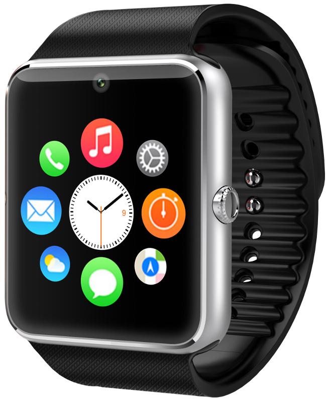 Smart Watch Smart GT08 - купить носимый гаджет  цены, отзывы,  характеристики   стоимость в магазинах Украины  Киев, Днепропетровск,  Львов, Одесса 99b6aceb7fb