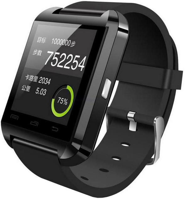 fc520e10ceaf Smart Watch Smart U8 - купить носимый гаджет  цены, отзывы, характеристики    стоимость в магазинах Украины  Киев, Днепропетровск, Львов, Одесса