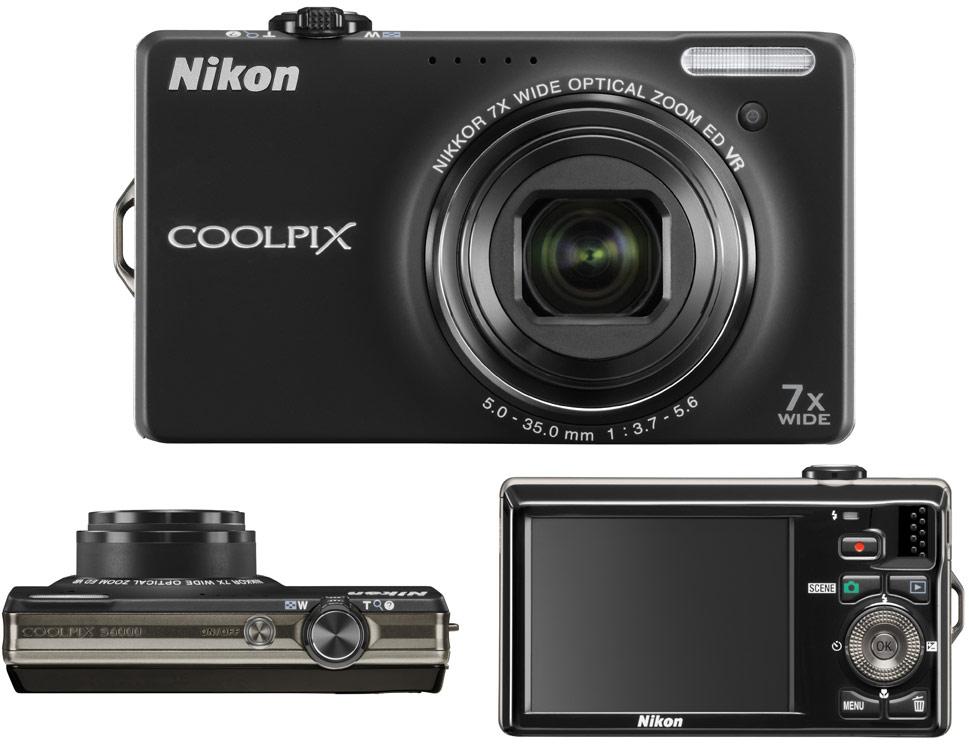 Nikon S6000 инструкция - фото 5
