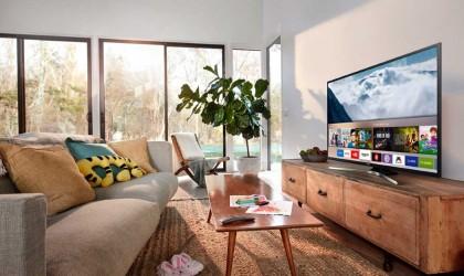Домашний центр развлечений: пятёрка телевизоров большой диагонали