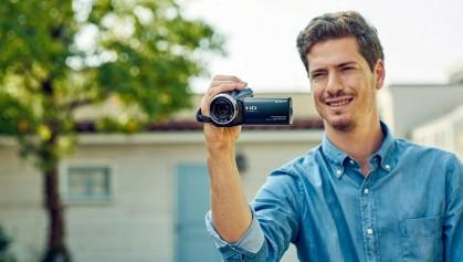 Сам себе режиссёр: ТОП-5 любительских видеокамер