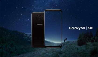 Весенний показ Samsung-2017: амбициозный флагман, всевидящее око и волшебная подставка