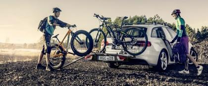 5 практичных велокреплений на заднюю часть авто