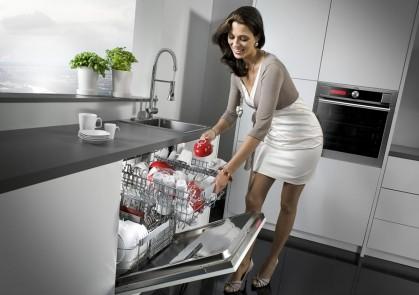 Пятерка встраиваемых посудомоечных машин шириной 45 см