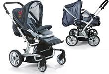 Подбираем детскую коляску для комфортных прогулок