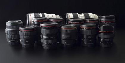 Разбираемся в маркировке объективов Canon