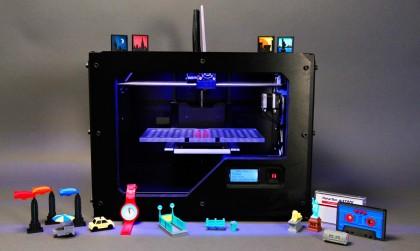 Фабрика вещей на дому: ТОП-5 3D-принтеров