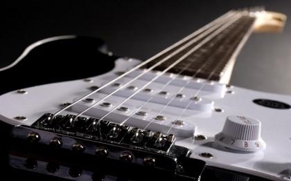 Как выбрать струны для электрогитары