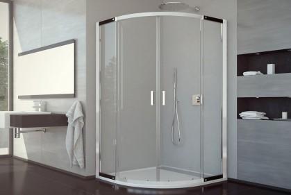 ТОП-5 компактных душевых кабин для ванных комнат и саун