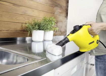 Уборка паром: пятерка портативных пароочистителей для дома