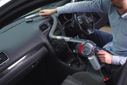 На страже чистоты в салоне авто! 5 компактных пылесосов