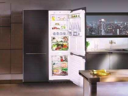 ТОП-5 энергоэффективных холодильников для большой семьи