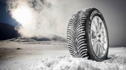 Без заносов и скольжений: топовые зимние покрышки R17