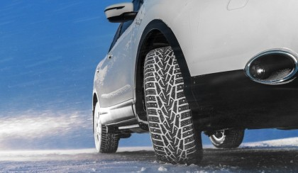 Повышенная проходимость: зимние шины R17 для внедорожников