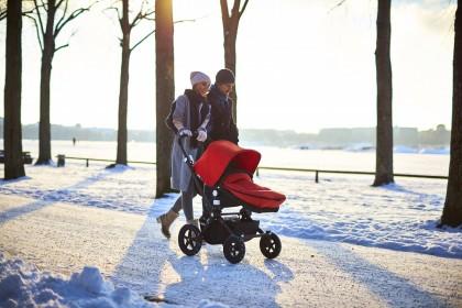 Коляски, адаптированные к зиме: ТОП-5 утепленных универсальных моделей
