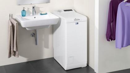 Компактность превыше всего: 5 стиральных машин с вертикальной загрузкой