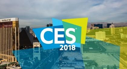 5 громких хитов выставки CES 2018