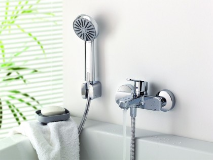 ТОП-5 однорычажных смесителей для ванны