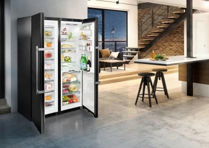 Продуктов много не бывает: лучшие холодильники компоновки Side-by-Side