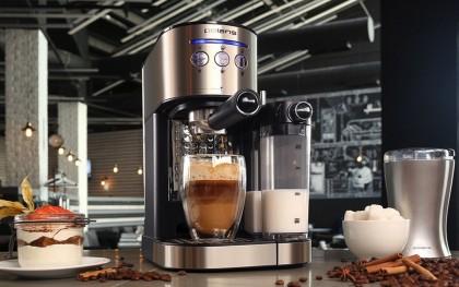 Компактные бариста на вашей кухне: ТОП-5 кофеварок рожкового типа