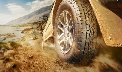 Топовые шины для большой машины: летняя внедорожная резина R19