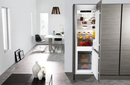 Встраиваемая техника: пятерка холодильников в кухонном интерьере