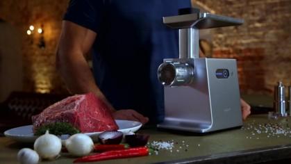 Производительные кухонные измельчители: ТОП-5 мясорубок высокой мощности