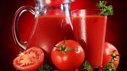 5 простых способов приготовления томатного сока