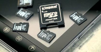 Пятерка карт памяти microSD, приспособленных под видеосъемку в 4К